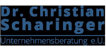 Dr. Christian Scharinger | Beratung | Entwicklung | Coaching